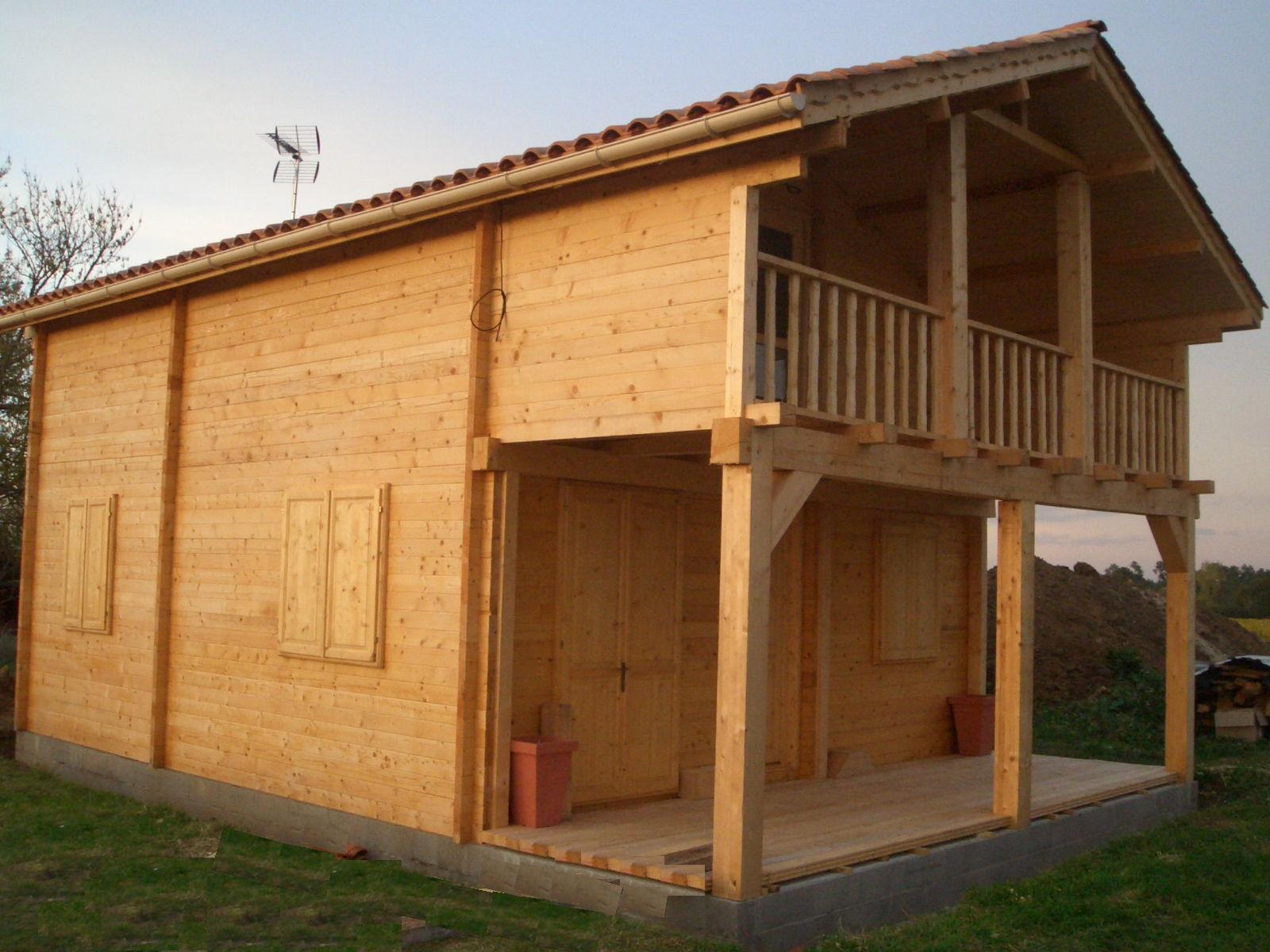 Amenagement interieur maison ossature bois maison moderne for Interieur maison bois